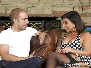 Ivy lebelle and her cuckold spouse try smth recent